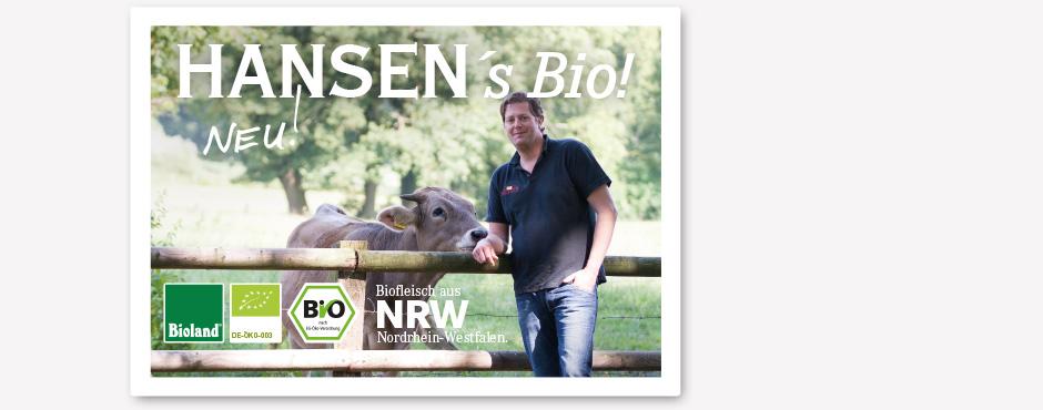 Hansen´s Biofleisch aus NRW